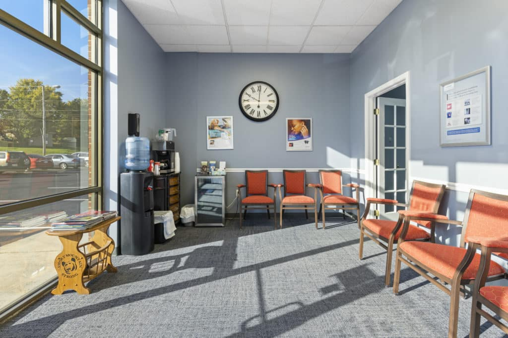 Smoky Mountain Hearing Specialists: Waiting Area