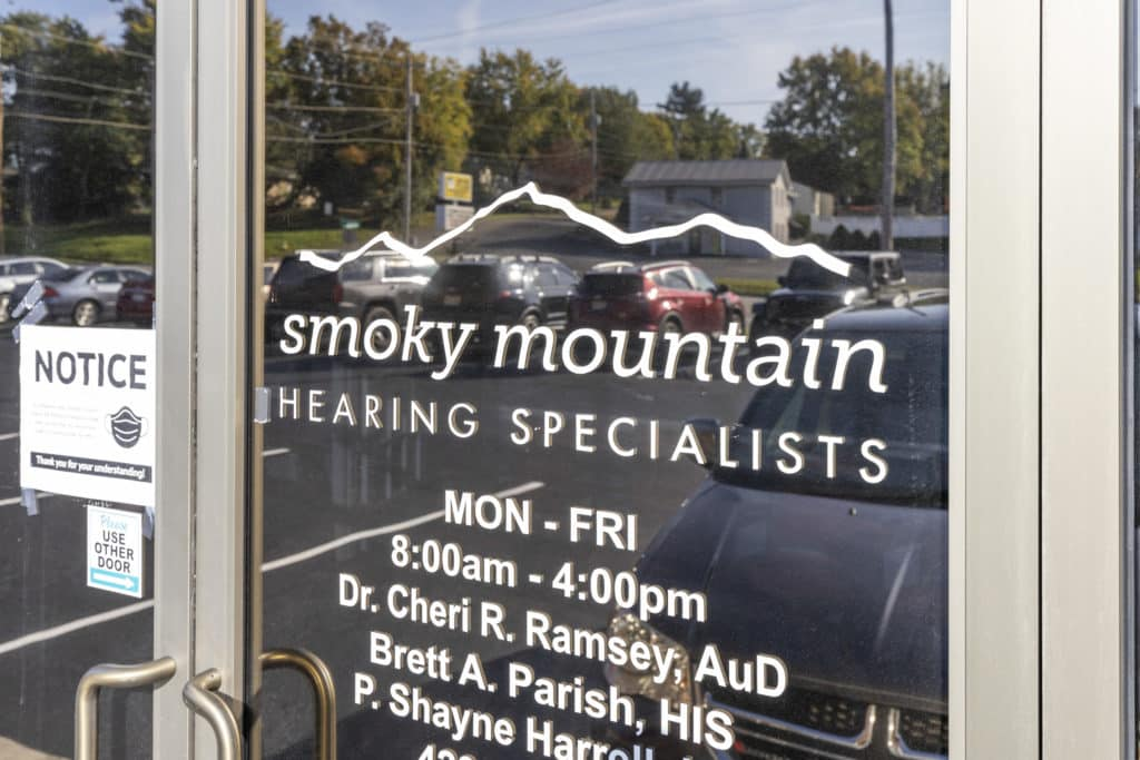 contact us smoky mountain hearing specialists