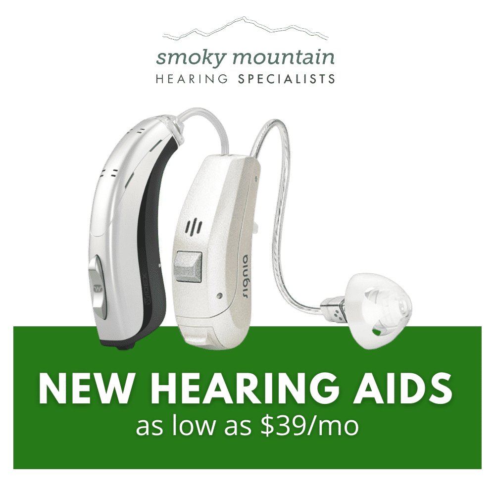 New Hearing Aids: Smoky Mountain Hearing Specialists